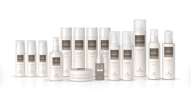Beautex Newsha haircare Produkte