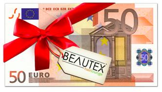 50 € Neukunden Gutschein Beautex