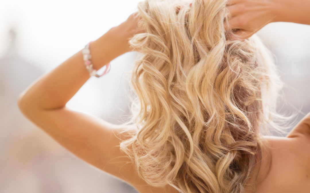 Blond meets Haarverlängerung